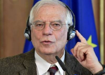 EU's top diplomat due in Tehran for nuclear talks