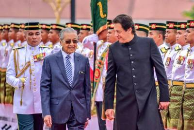 PM Imran leaves for Malaysia on 2-day official visit