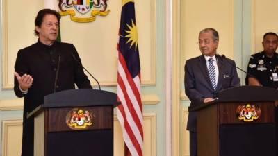 PM Khan regrets missing Kuala Lumpur Summit