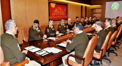 Pakistan Army top brass denounces 'irresponsible rhetoric' by Indian leadership
