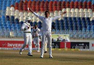 1st Test: Pakistan defeat Bangladesh by an innings, 44 runs