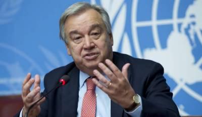 UN Secretary General Antonio Guterres to arrive in Pakistan on Sunday