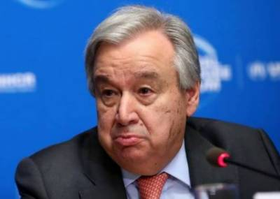 International support for Pakistan to tackle refugee crisis has been minimal: UN chief