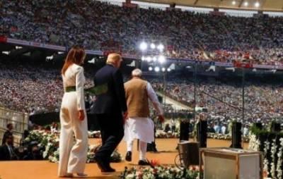 Washington hopeful of reduced tensions between Pakistan, India: Trump