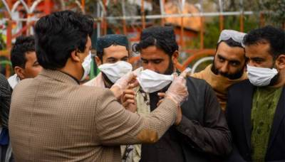 Pakistan confirms two cases of coronavirus