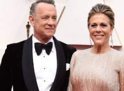 US actor Tom Hanks, wife test positive for coronavirus