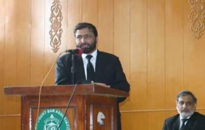 Justice Qasim Khan sworn in as LHC chief justice