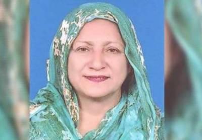 PTI lawmaker Shaheen Raza succumbs to coronavirus