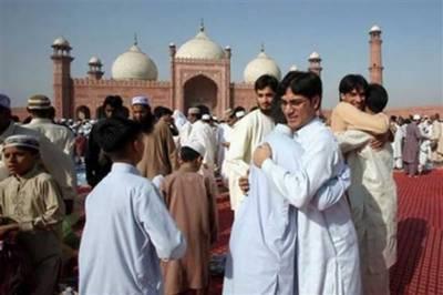 Pakistan celebrates Eid-ul-Fitr with religious zeal amid precautionary measures