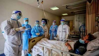 Pakistan's tally of confirmed COVID-19 cases crosses 59,000