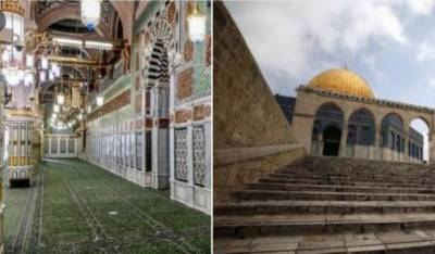 Masjid-e-Nabawi, Jerusalem's Al-Aqsa mosque reopen to public