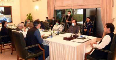 COVID-19: PM Imran pays tribute to doctors, healthcare staff