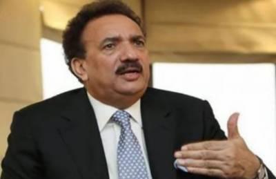 Rehman Malik denies Cynthia Ritchie's allegations