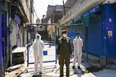 COVID-19: Punjab to impose lockdown in various areas of Lahore