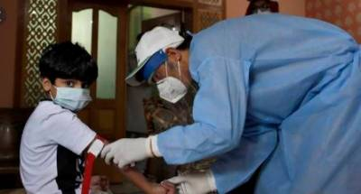 Pakistan's confirmed COVID-19 cases rise to 144,478