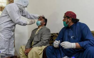 Pakistan's confirmed COVID-19 cases rise to 154,760
