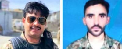 Captain, soldier martyred in exchange of fire with terrorists in Waziristan: ISPR