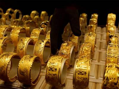 Gold price reaches Rs105,100 per tola