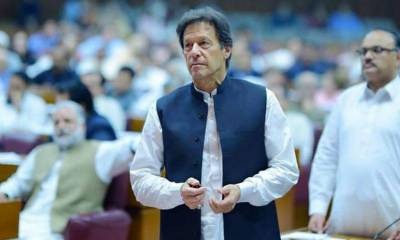 If there is one govt not confused on covid-19 response, it's Pakistan: PM Imran