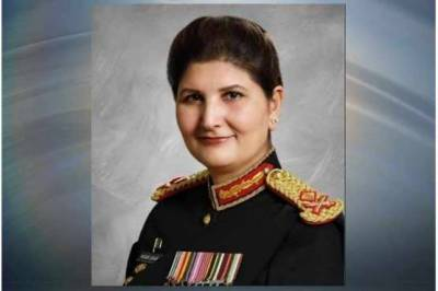 Nigar Johar becomes Pak Army's first female lieutenant general