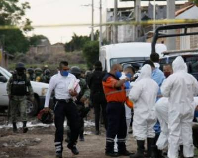 Attack on drug rehab center in Mexico leaves 24 dead