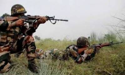 Five civilians injured in Indian unprovoked firing along LoC: ISPR