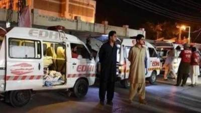 Seven workers die from toxic gas in Chaman