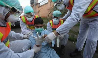Pakistan's confirmed COVID-19 cases soar to 243,599