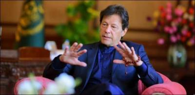 PM Imran reaffirms steadfast support to Kashmiris' right to self-determination
