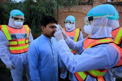 Pakistan's confirmed COVID-19 cases rise to 253,604