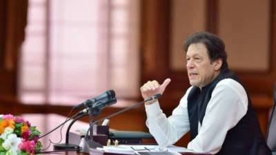 Pakistan amongst fortunate countries where COVID-19 cases reduced, says PM