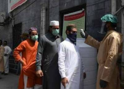 Pakistan's confirmed COVID-19 cases soar to 261,917