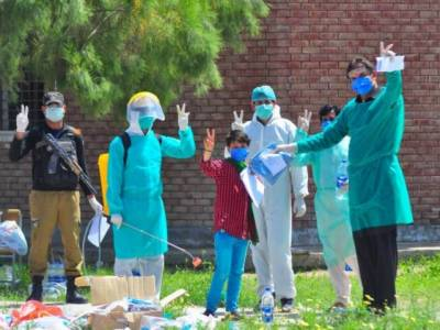 Pakistan's confirmed COVID-19 cases rise to 270,400