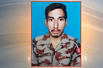 One soldier martyred, three injured in terrorist attack near Turbat: ISPR