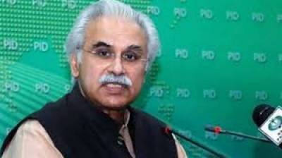 SAPM on Health Dr Zafar Mirza resigns