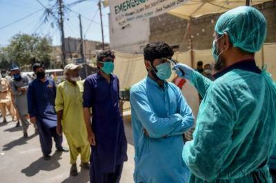 Pakistan's confirmed COVID-19 cases soar to 277,402