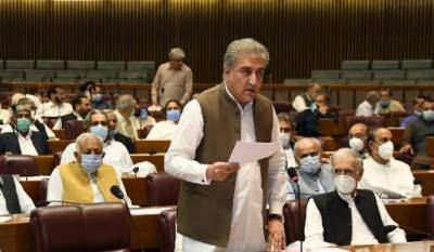 Parliament rejects India's illegal and unilateral actions in held Kashmir
