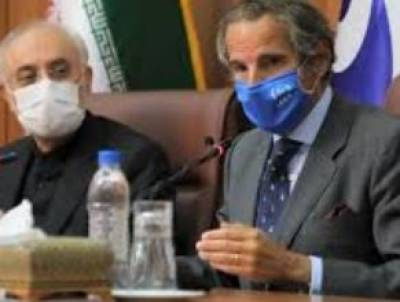 Iran hails 'constructive' talks with visiting IAEA DG