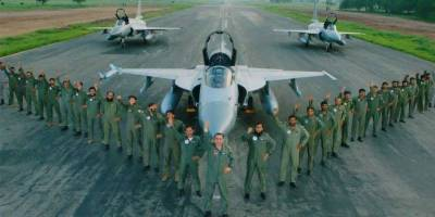 Pakistan Air Force Day being celebrated with traditional zeal