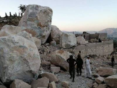 Death toll from Mohmand marble mine landslide reaches 17