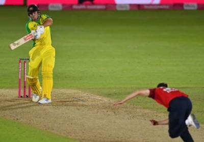 3rd and last T20 match: Australia beat England by 5 wickets