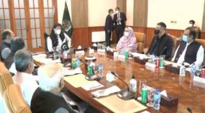 PM Imran reviews flood, COVID-19 situation in Balochistan