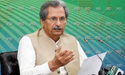 Health of students govt's first priority: minister
