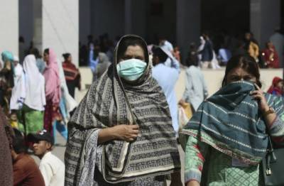 COVID-19: Pakistan reports 553 new infections, 8 deaths in last 24 hours