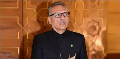 President Alvi to leave for Kuwait to offer condolences