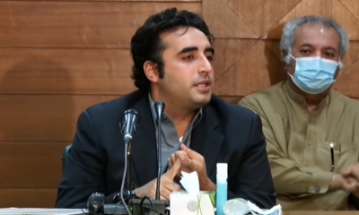 Bilawal urges army chief, DG ISI to hold inquiry into 'Karachi incident'