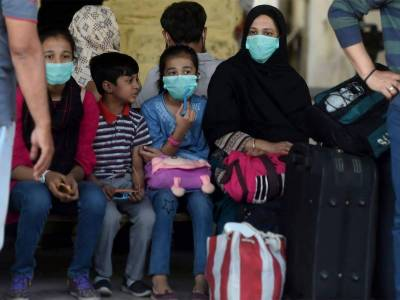 COVID-19: Pakistan reports 847 new infections, 12 deaths in last 24 hours