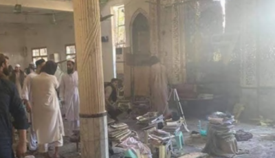 At least 8 dead, over 100 injured in Peshawar seminary blast