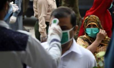 COVID-19: Pakistan reports 773 new infections, 6 deaths in last 24 hours