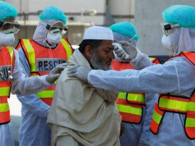 COVID-19: Pakistan reports 825 new infections, 14 deaths in last 24 hours